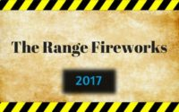 The range fireworks - Leaflet Preview 2017