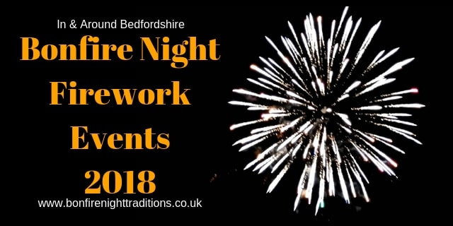 Bedfordshire Bonfire Night Round Up 2018