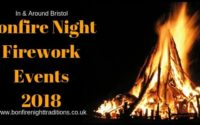Bristol Fireworks Displays Round Up 2018