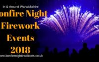 Warwickshire Bonfire Night Round Up 2018