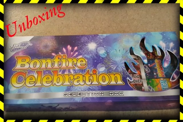 Skycrafter Bonfire Celebration Selection Box Unboxing