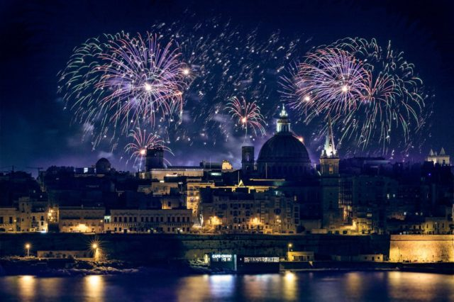 Image by ScheiMedia Photography Malta International Fireworks Festival 2017 - Grand Finale