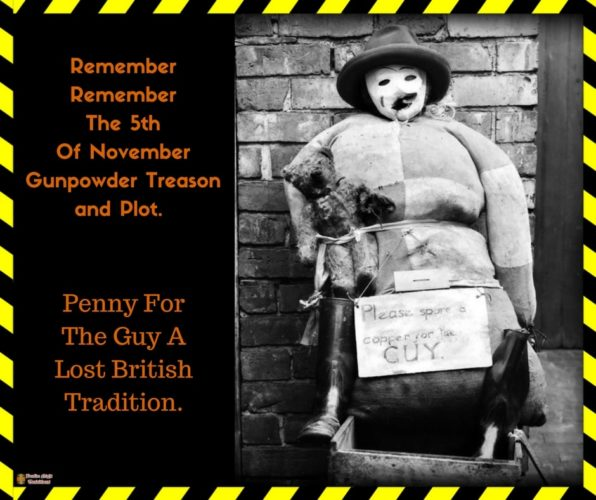 Penny For The Guy A Lost British Tradition