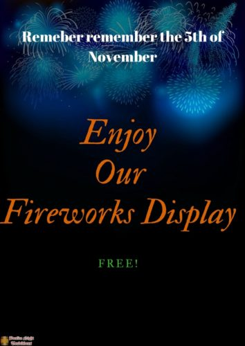 16 Best Fireworks and Bonfire Night Posters - Remember, remember the fifth of November enjoy our fireworks display free