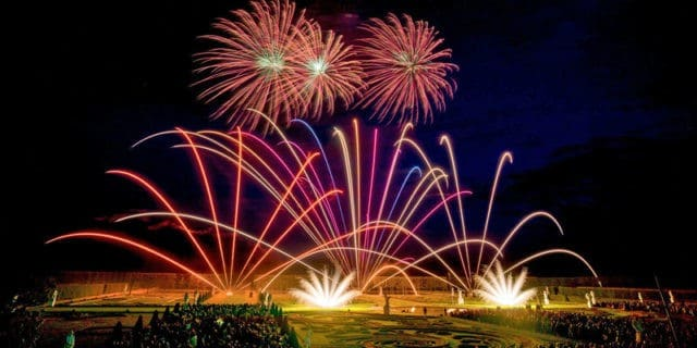 Herrenhausen International Fireworks Festival 2018