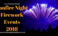 Dorset Bonfire and Fireworks Displays Events 2018