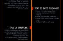 Bonfire Night Safety Tips – Infographic