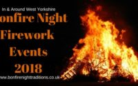 West Yorkshire Fireworks Displays Round Up 2018