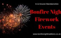 Aberdeenshire Bonfire Night Round Up 2019
