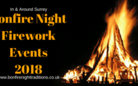 Surrey Bonfire Night Round Up 2018