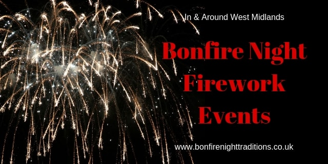 West Midlands Bonfire Night Round Up 2019