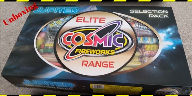 Cosmic Elite Jupiter Selection Box Unboxing