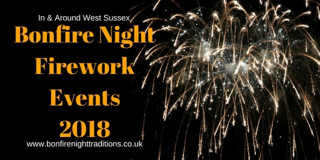 West Sussex Guy Fawkes Night Round Up 2018