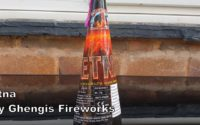 Ghengis Fireworks ETNA Fountain Review