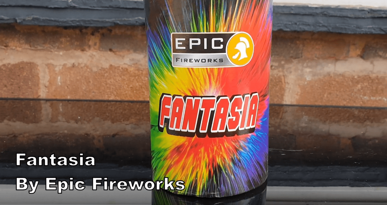 Epic Fireworks Fantasia Fountain Review