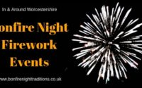 Worcestershire Firework Displays Round Up 2019