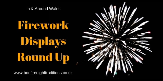 Wales Firework Displays Round Up 2019