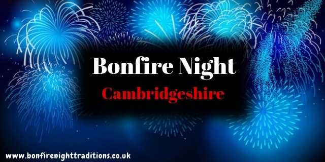 Cambridgeshire Bonfire Night