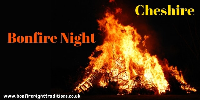 Cheshire Bonfire Night