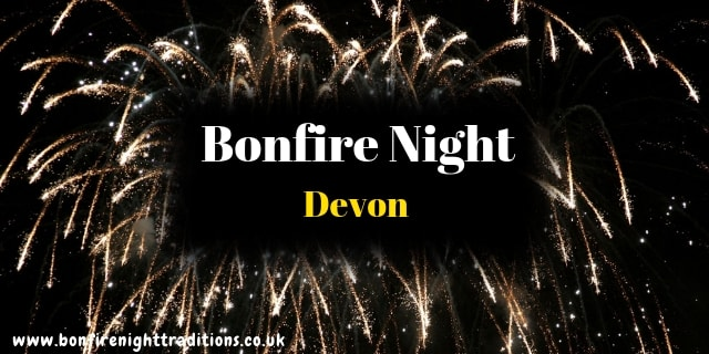 Devon Bonfire Night