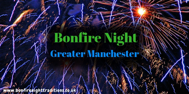 Greater Manchester Bonfire Night
