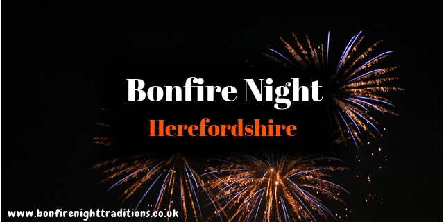 Herefordshire Bonfire Night