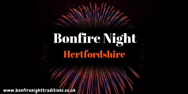 Hertfordshire Bonfire Night