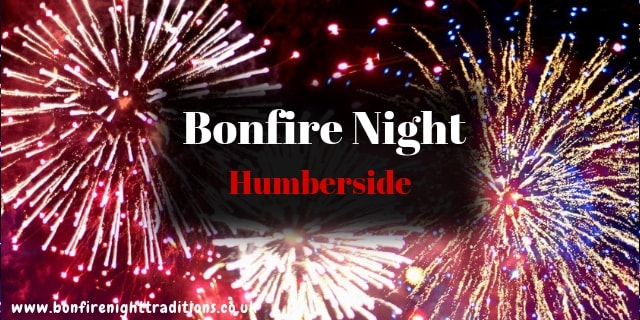 Humberside Bonfire Night