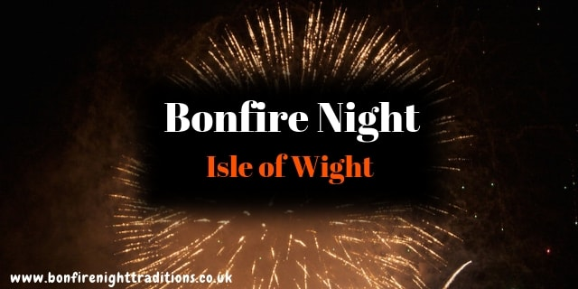 Isle of Wight Bonfire Night