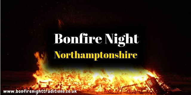 Northamptonshire Bonfire Night