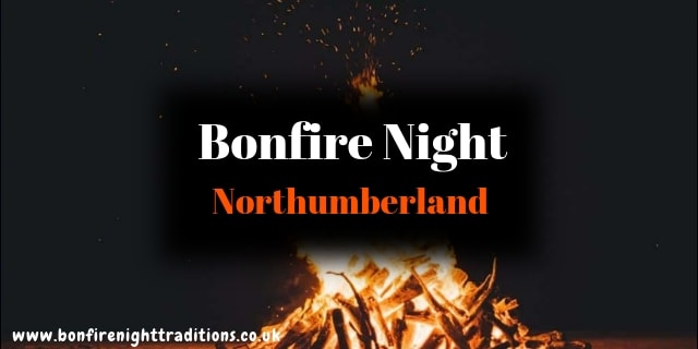 Northumberland Bonfire Night