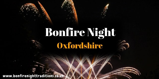 Oxfordshire Bonfire Night