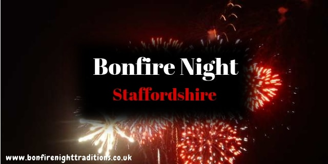 Staffordshire Bonfire Night