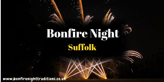 Suffolk Bonfire Night