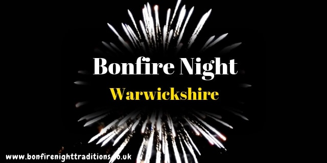Warwickshire Bonfire Night