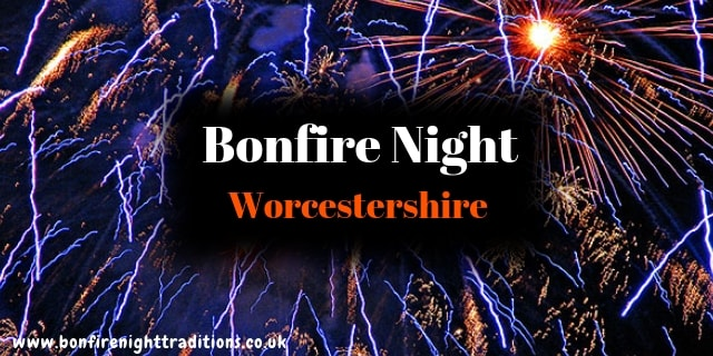 Worcestershire Bonfire Night