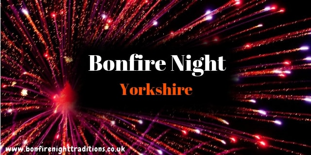 Yorkshire Bonfire Night